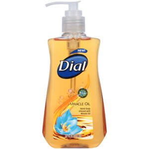 Dial Liquid Hand Soap with Moisturizer, Miracle Oil Marula, 7.5 Ounce