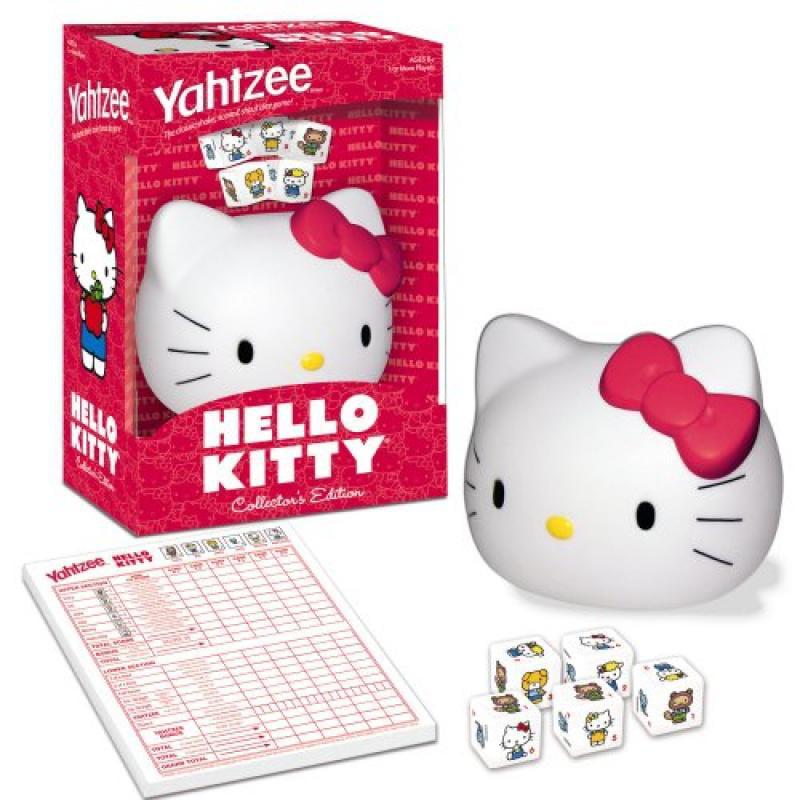 Yahtzee - Hello Kitty Collector's Edition