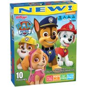 Kellogg's Fruit Flavored Snacks, Paw Patrol, 10 Ct