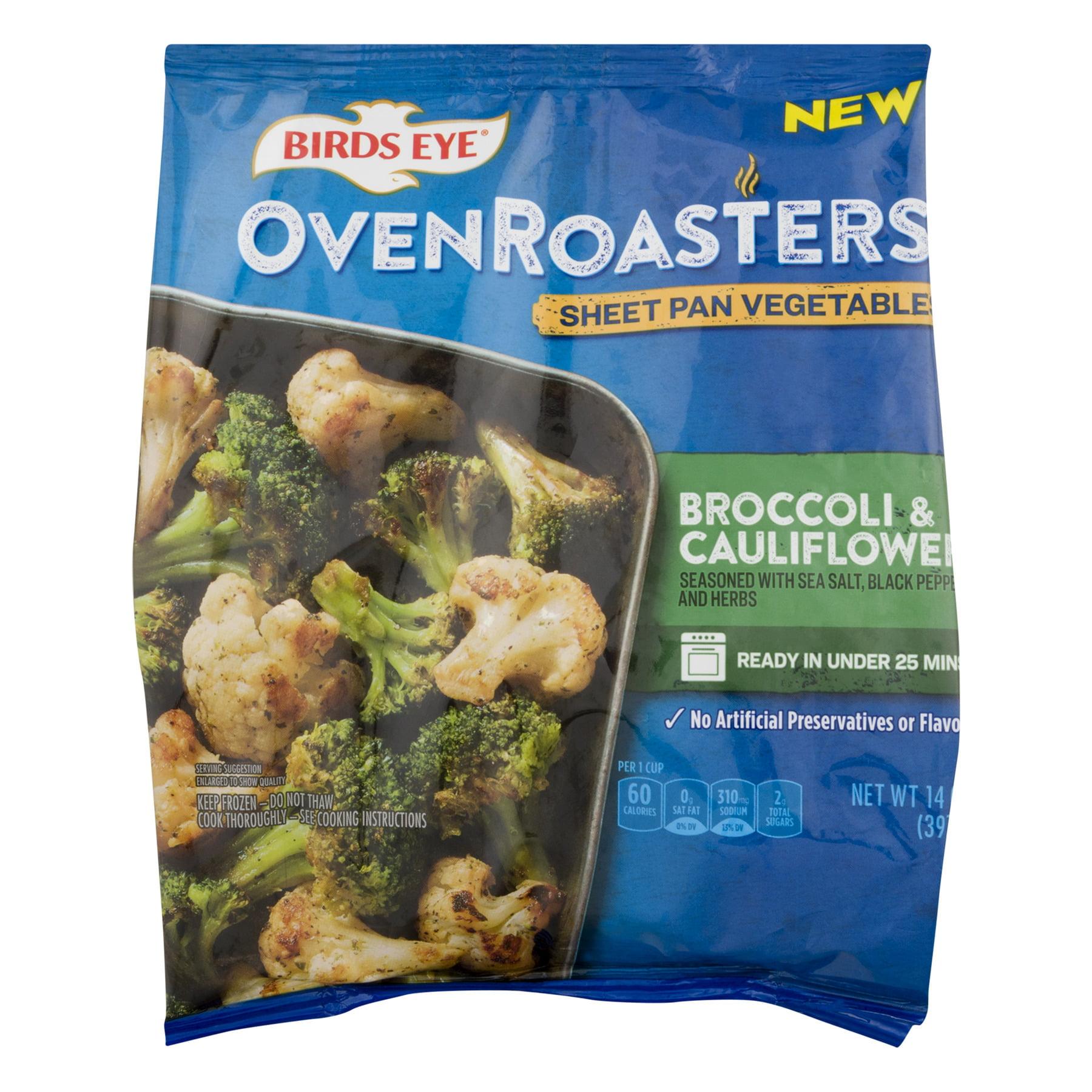 Broccoli Bag DOLLHOUSE Miniatures SIZE Frozen Vegetables Cauliflower