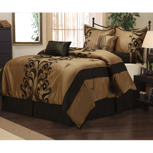 Helda 7-Piece Bedding Comforter Set