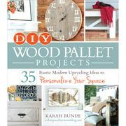 Adams Media Books-diy Wood Pallet Projec