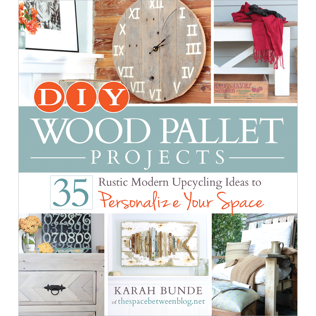 Adams Media Books DIY Wood Pallet Projects