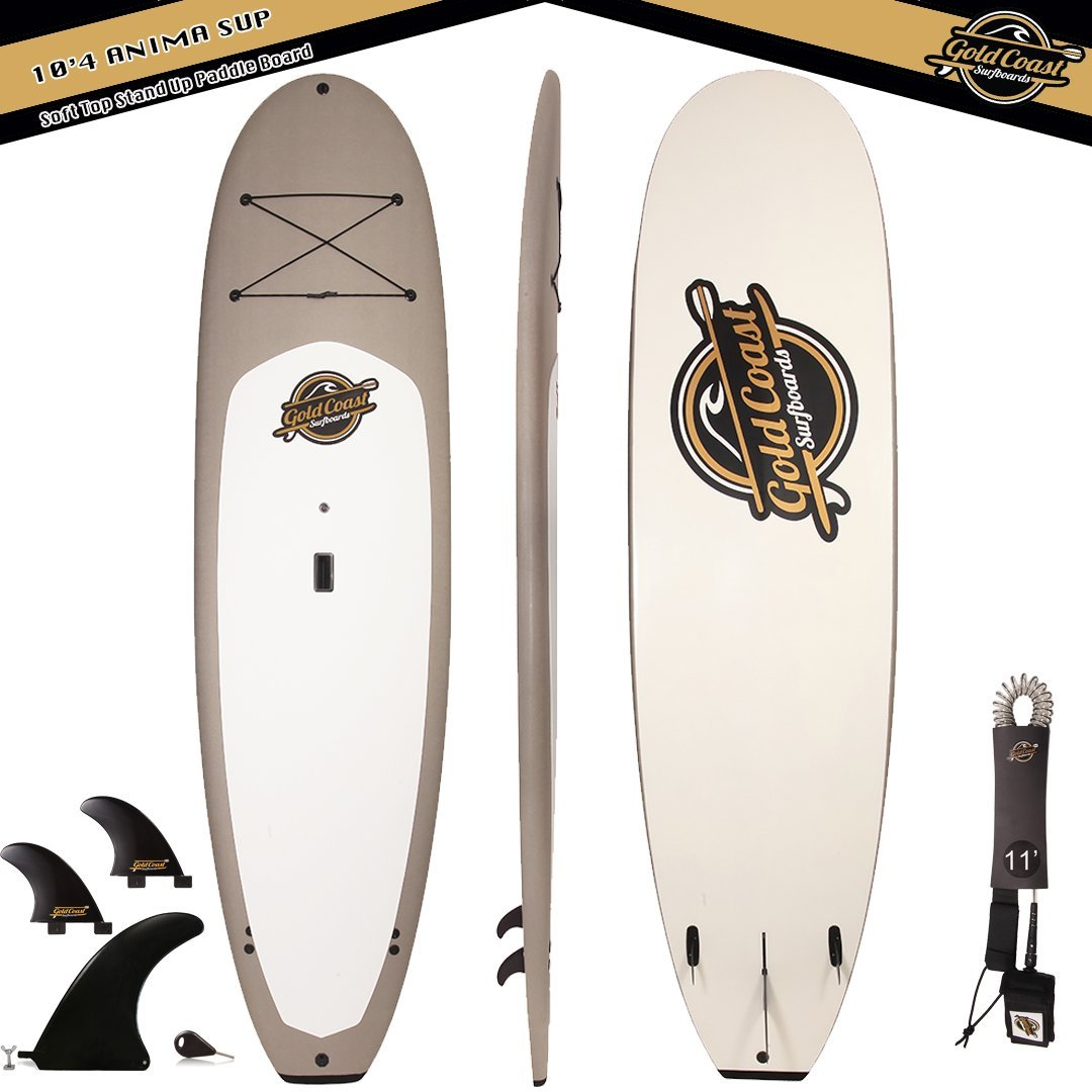 Gold Coast Surfboards 10'4 Anima Stand Up Paddle Board - ...
