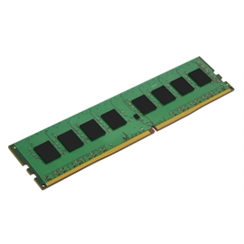 Kingston Memory KVR24N17S8/4 4GB DDR4 2400 Unbuffered Retail