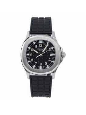 Pre-Owned Patek Philippe Aquanaut 5064 Steel  Watch (Certified Authentic & Warranty)