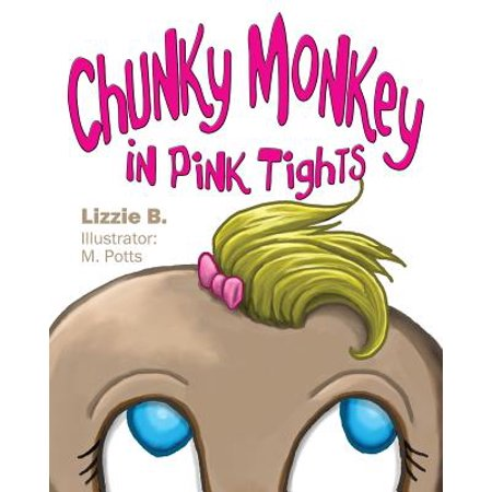Chunky Monkey in Pink Tights (Monkeyin Around)