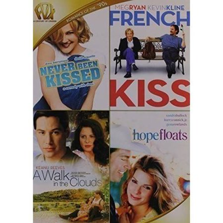 Never Been Kissed / French Kiss / A Walk in the Clouds / Hope Floats