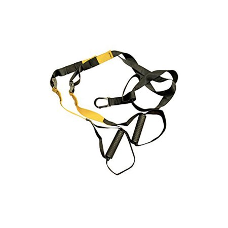 760d53119a Bodyweight Resistance Trainer Suspension Trainer Kit includes Door Anchor  Gravity Straps Fitness Resistance Trainer Door Straps