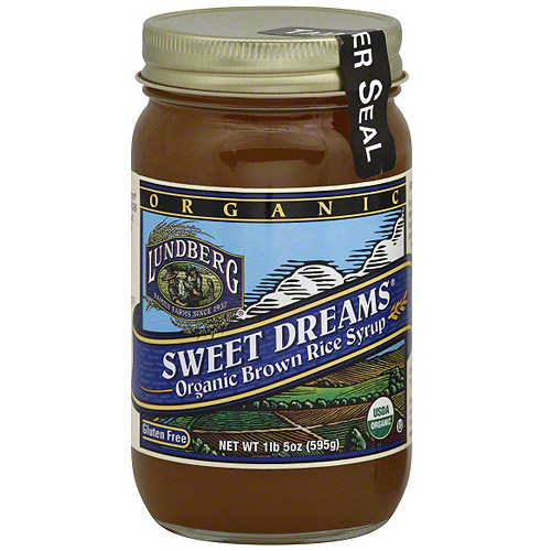 Lundberg Family Farms Sweet Dreams Brown Rice Syrup, 21 oz (Pack of 12)