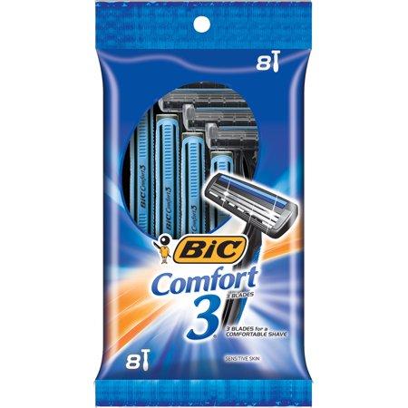 Bic Comfort 3 Disposable Razors 8 Ct