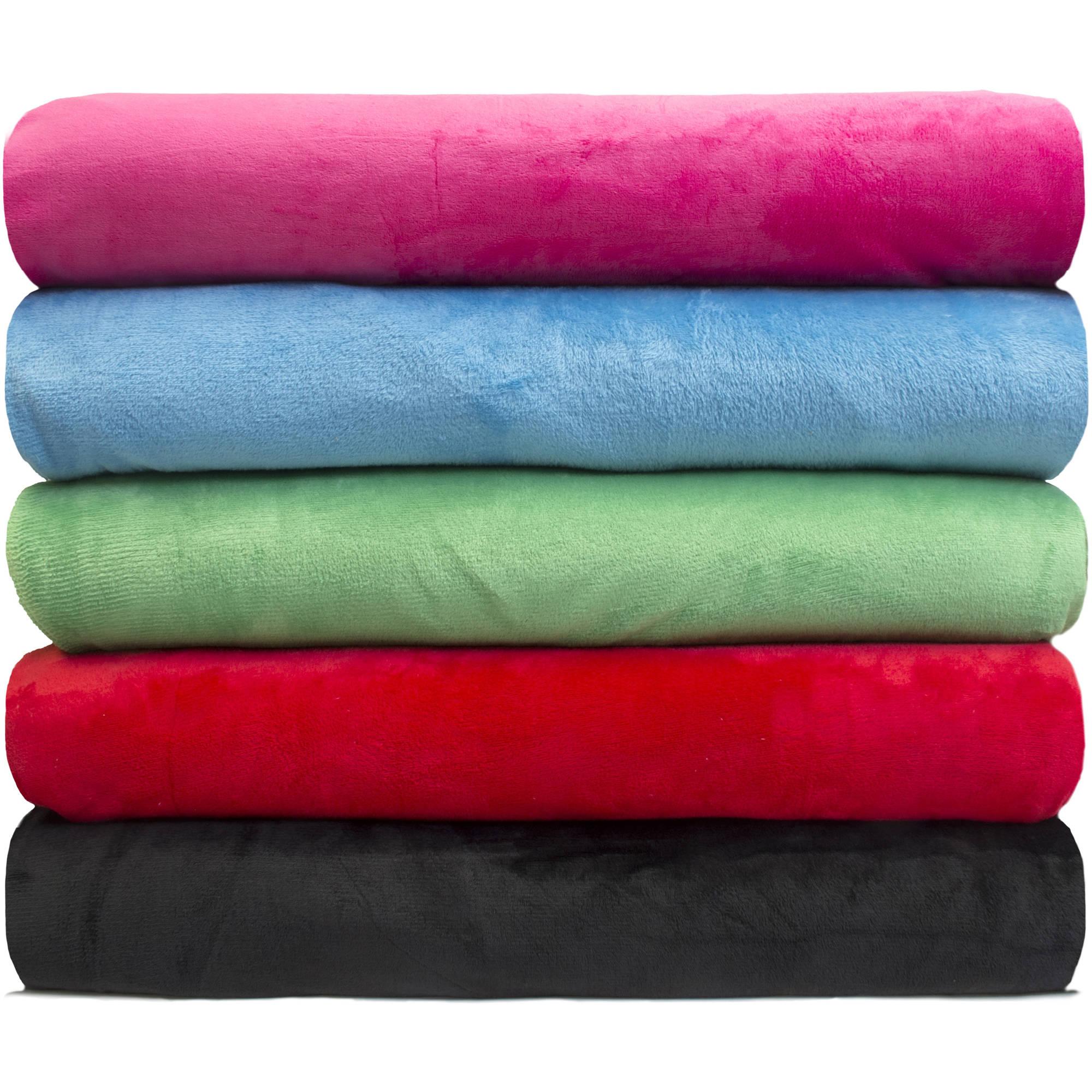 "Ultra Soft ""Heavenly Plush"" Fabric by the Yard, 60""W"