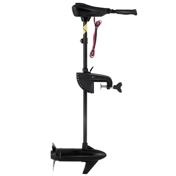 "Costway New 86lbs Freshwater Transom Mounted Trolling Motor 36"" Shaft"