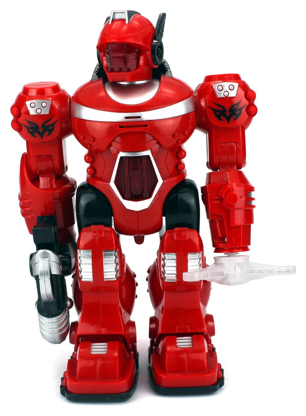 Android General Children's Toy Robot Figure w  Lights, Sounds, Realistic Walking Action... by Velocity Toys