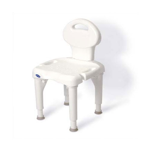 Invacare I-Fit Shower Chair with Seat Back