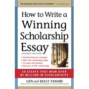 How to Write a Winning Scholarship Essay - eBook