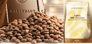 Callebaut Pure Milk Chocolate - 1 kg