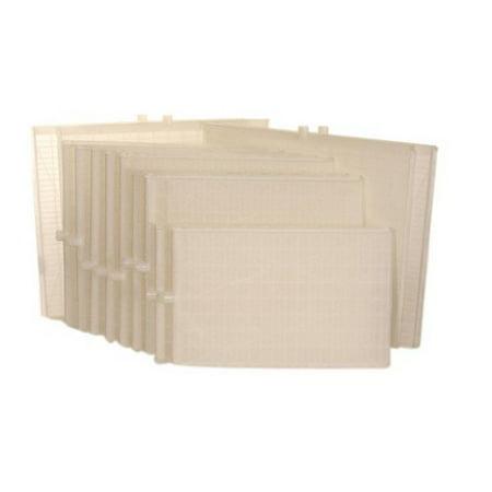 Vertical De Filter Grids (Unicel FS-3053 Complete Replacement DE Filter Grid Set Sta-Rite System 3)