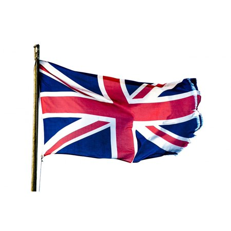 Canvas Print Union British Flag National London State Jack Stretched Canvas 10 x 14