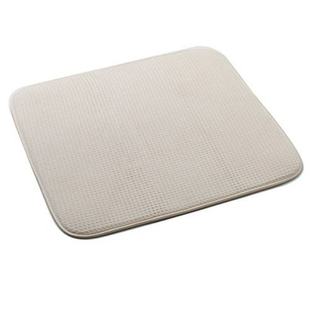 Norpro Dish Drying Mat, Cream