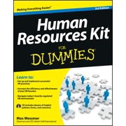 For Dummies: Human Resources Kit for Dummies (Other)