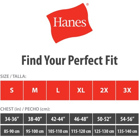 Hanes Supreme Underwear Size Chart - Just Me And Supreme