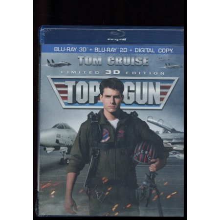 Top Gun (Special Collector's Edition) (3D Blu-ray + Blu-ray + Digital (Best Guns In The World Military)