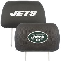New York Jets Head Rest Cover