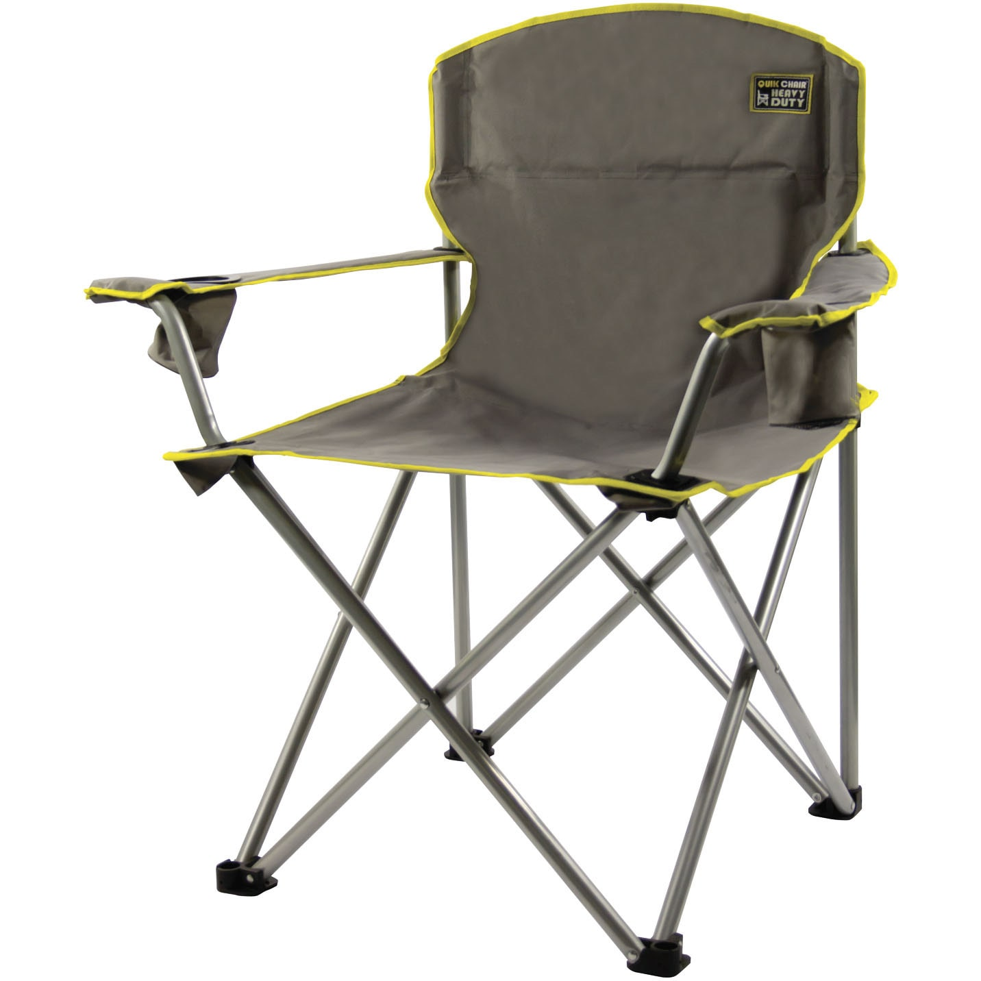 Quik Chair 1 4 Ton Heavy Duty Folding Armchair Walmart