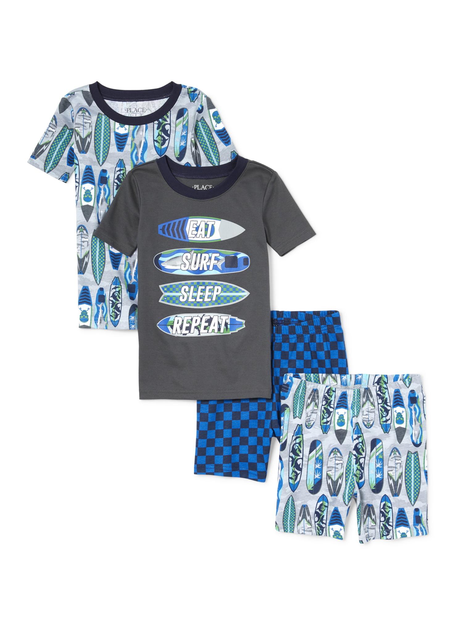 The Childrens Place Big Boys Sleep Shirt