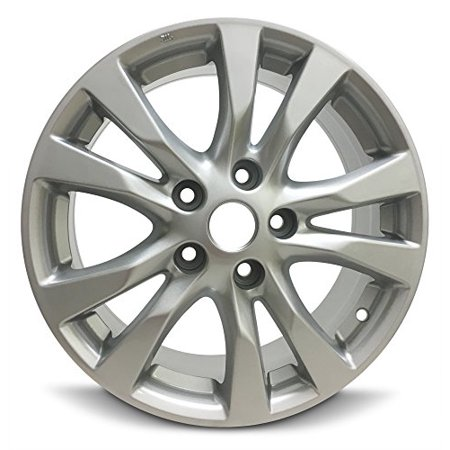 "Road Ready Replacement 16"" Aluminum Alloy Wheel Rim 2014-2018 Nissan Altim"