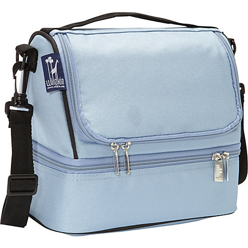 Placid Blue Double Decker Lunch Bag