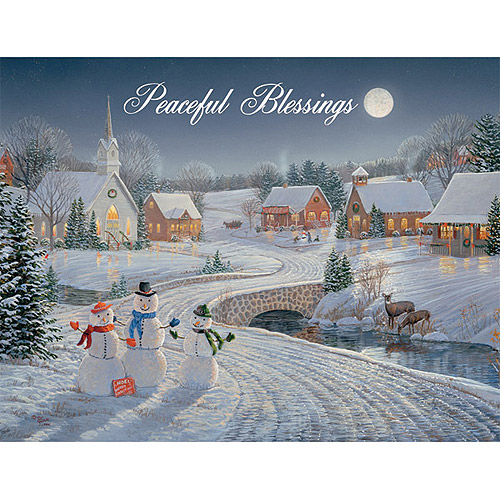 Lang Meadowlands Church Assorted Christmas Cards