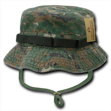 Domination rapide R70-PL-WDG-03 militaires Boonie Hats, Woodland num-rique, Grand - image 1 de 1
