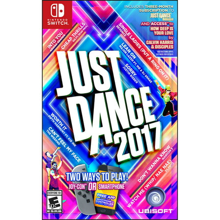 Ubisoft Just Dance 2017 - Pre-Owned (NSW)](Halloween Dance Night Party 2017)