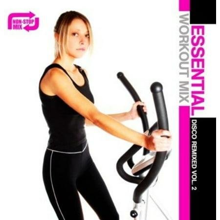 Essential Workout Mix: Disco Remixed - Vol. 2-Essential Workout Mix: Disco Remixed [CD]