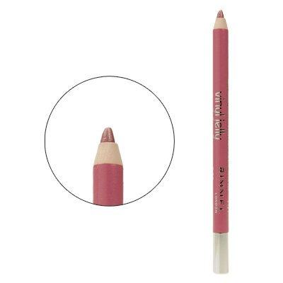 London Vinyl Jelly Gloss Lip Liner for Women, Moreish # 01, 1.2 Gram By Rimmel