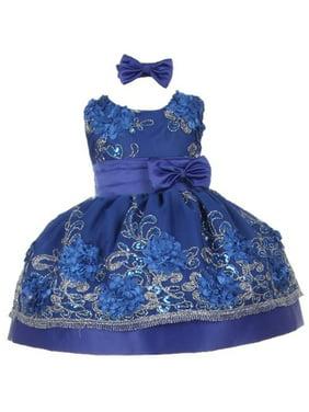 101d02cf9 Blue Baby Girls Dresses - Walmart.com