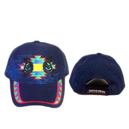 Brand New Native Pride Embroidered Baseball Caps - Coco Peli (CapNp401 ZZ) 7411a095ecc