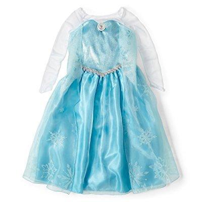 disney elsa frozen costume (5/6 or s)