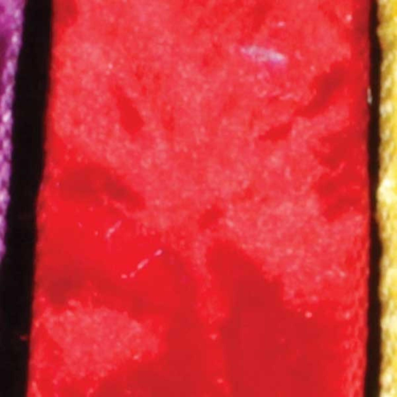 "Crush on You Red Crushed Velvet Craft Ribbon 5/8"" x 22 Yards"