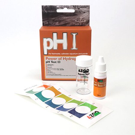 Azoo Aquarium Ph Test Kit