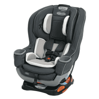 Graco Extend2Fit Convertible Car Seat featuring RapidRemove (Carter)