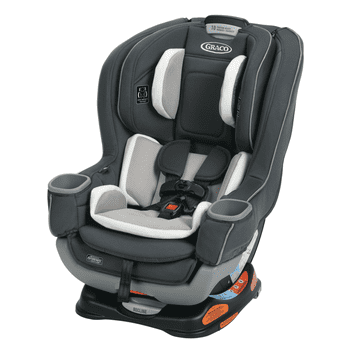 Graco Extend2Fit Convertible Car Seat featuring RapidRemove