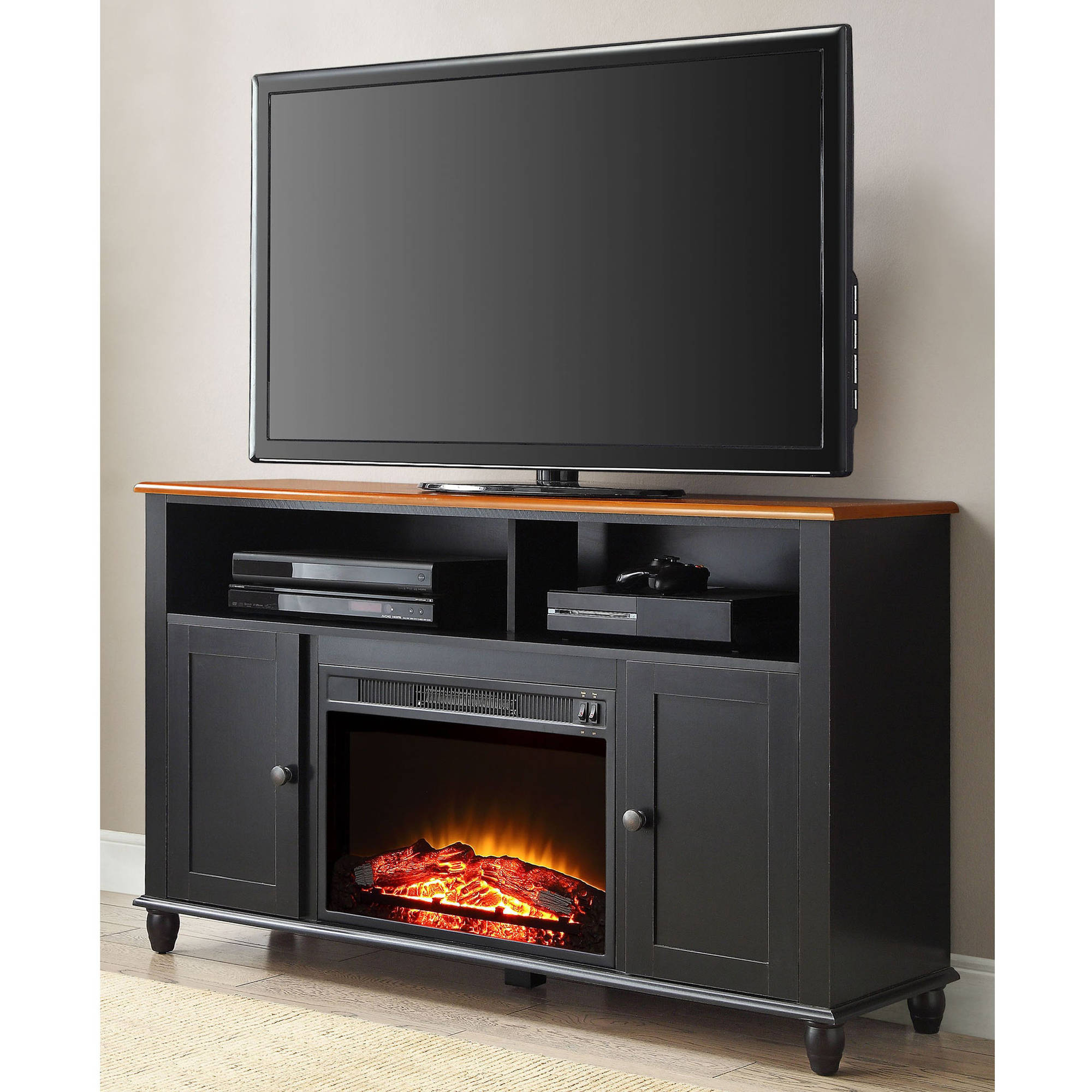 Better Homes and Gardens Autumn Lane Media Fireplace for TVs up to 60""