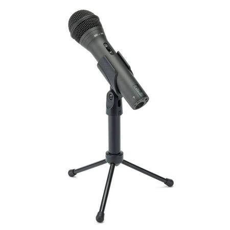samson q2u handheld dynamic usb microphone recording and podcasting pack black. Black Bedroom Furniture Sets. Home Design Ideas