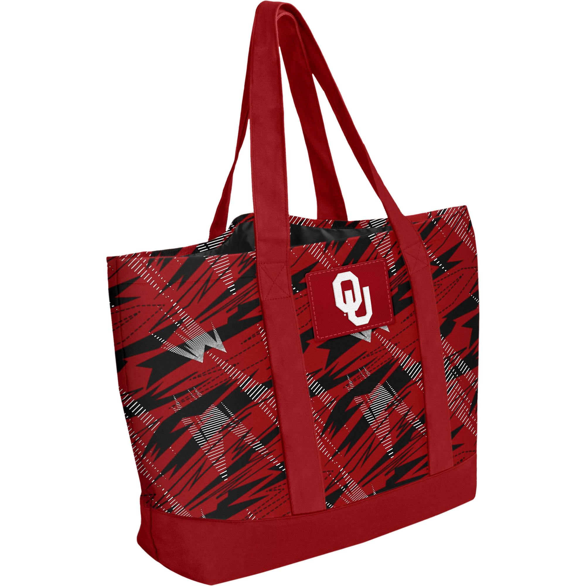 NCAA Shatter Tote Bag, Oklahoma