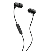 Skullcandy Jib Wired Earbuds with Microphone |  Noise-Isolating Fit | Lightweight | Portable | Supreme Sound | 3.5mm Aux