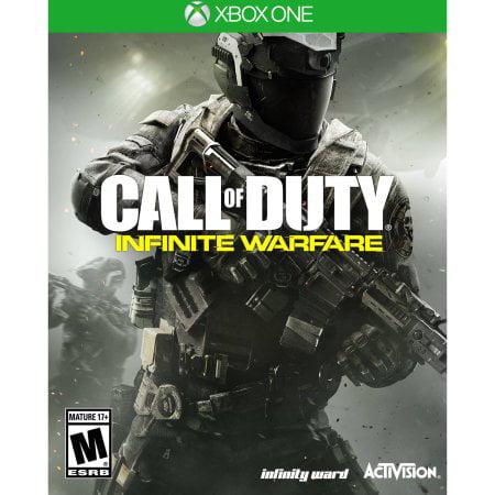 Call Of Duty Infinite Warfare Latin Version/ Game In English (Xbox