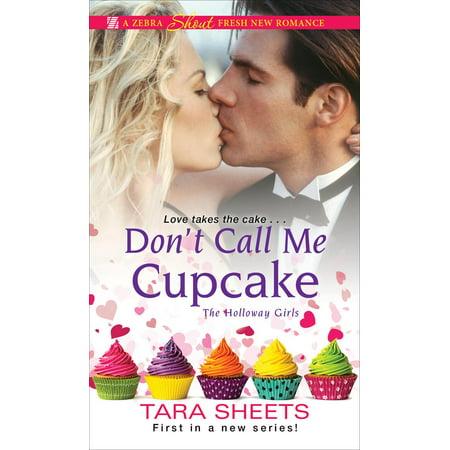 Saras Prints Girls Cupcakes - Don't Call Me Cupcake - eBook